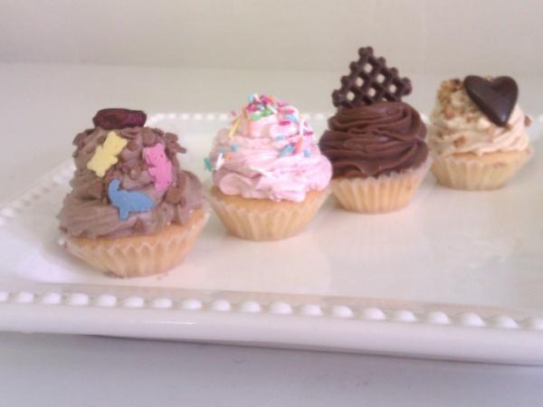 cupcakes2 Klasické dorty