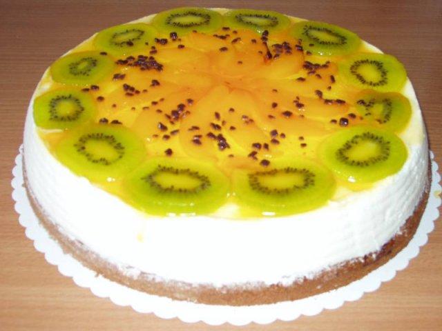 jogurtovy dort Klasické dorty
