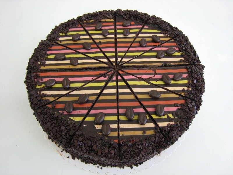 kavovy dort Klasické dorty