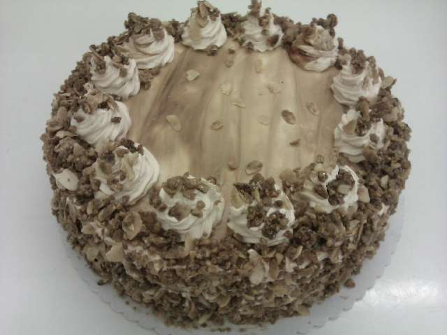 krupavy karamelovy dort Klasické dorty