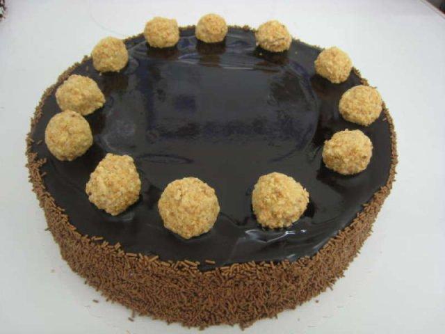 nugatovy dort Klasické dorty
