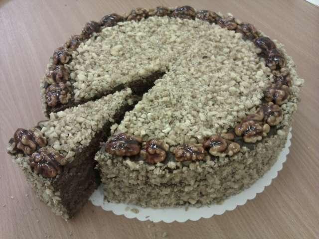 orechovy dort Klasické dorty