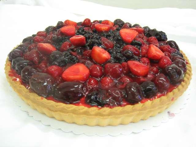 paj lesni ovoce Klasické dorty