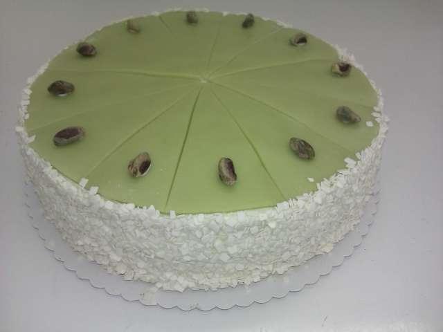 pistaciovy dort Klasické dorty