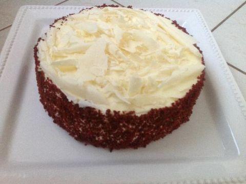 red velvet s Klasické dorty