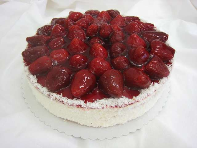 slehackovy s jahodami Klasické dorty