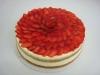 thumbs tvarohovy dort s ovocem Klasické dorty