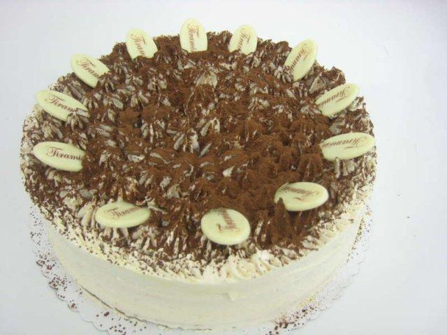 tiramisu Klasické dorty