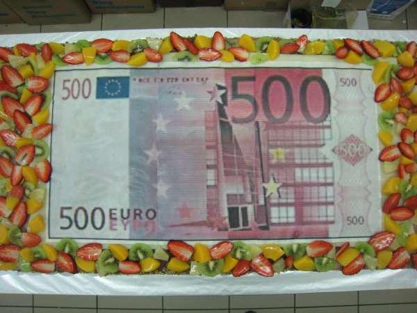 500 euro Na přání