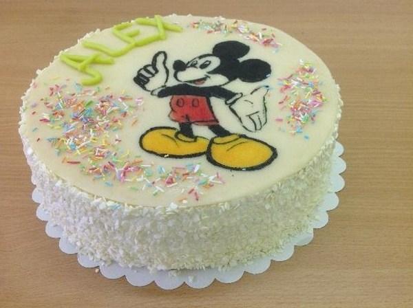 detsky dort Na přání