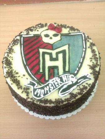 dort monster high Na přání