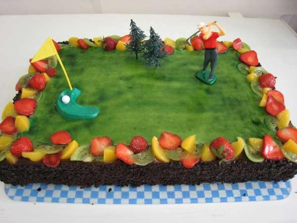 dort pro golfistu Na přání