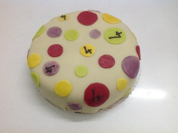 dort s puntiky Na přání