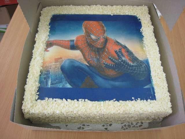 dort spidermanbily Na přání