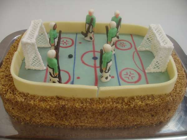 hokej Na přání