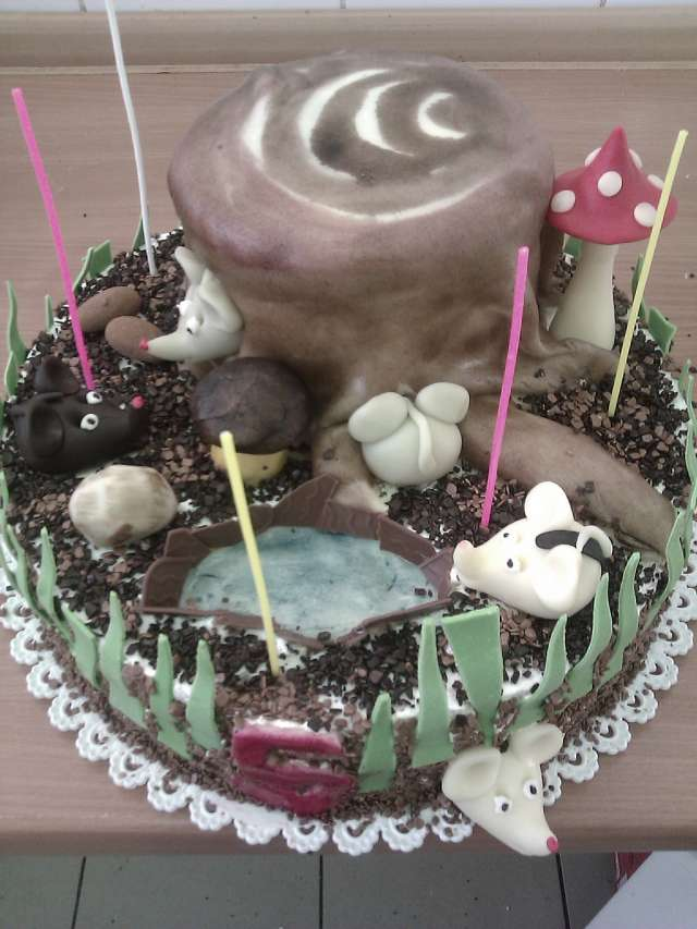 mysi dort Na přání
