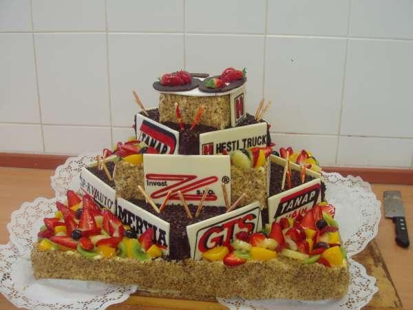 narozeniny firmy Na přání