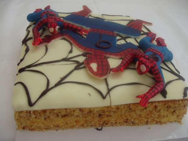 plasticky spiderman Na přání