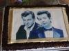 thumbs dort s fotkou na jedlem papire Na přání