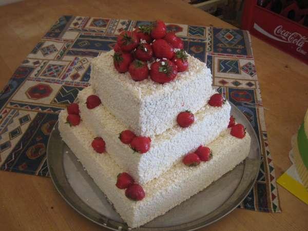 svatebni dort 1 Svatební dorty
