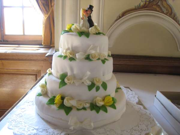 svatebni dort 13 Svatební dorty