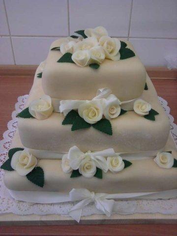 svatebni dort 14 Svatební dorty