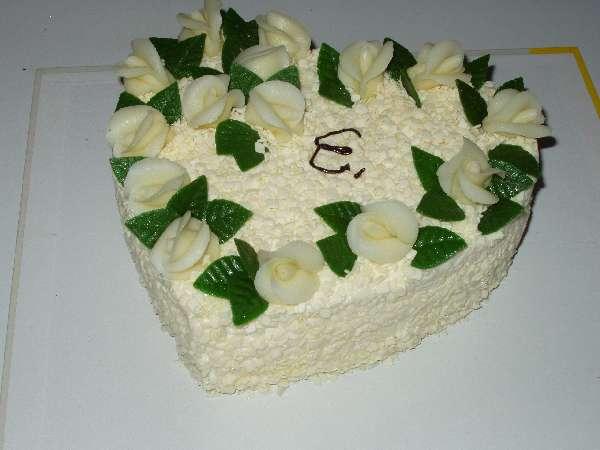 svatebni dort 17 pro maminku Svatební dorty