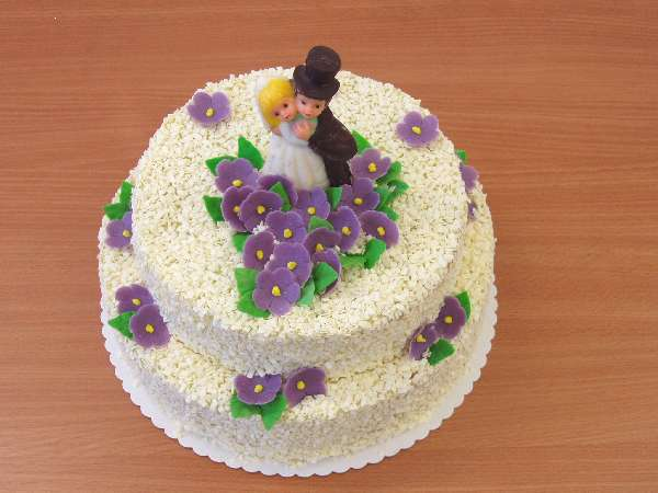 svatebni dort 3 Svatební dorty