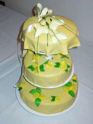 svatebni dort 6 Svatební dorty