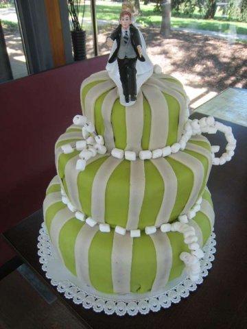 svatebni dort 8 Svatební dorty