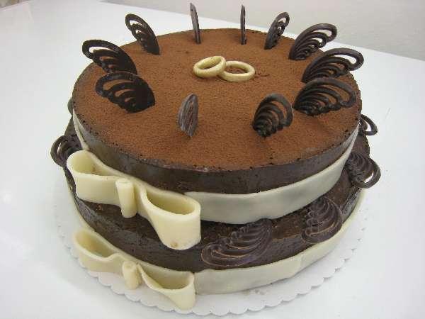 svatebni dort 9 Svatební dorty