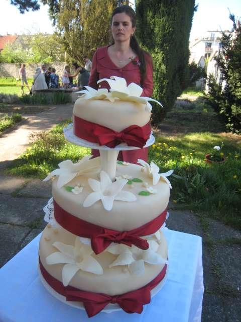 svatebni dort Svatební dorty