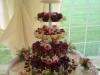 thumbs coko tulipanky na stojanu Svatební dorty